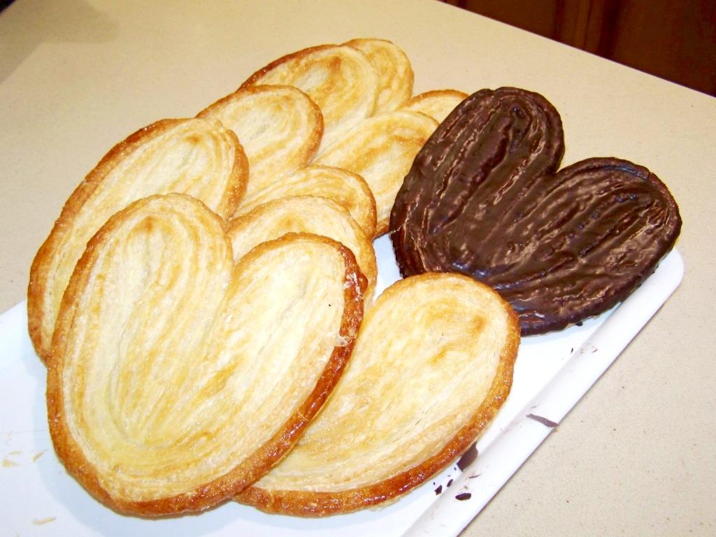 Palmera con chocolate · Horno de Pan y pastelería Ca Sa Camena (Casa fundada en el año 1912)