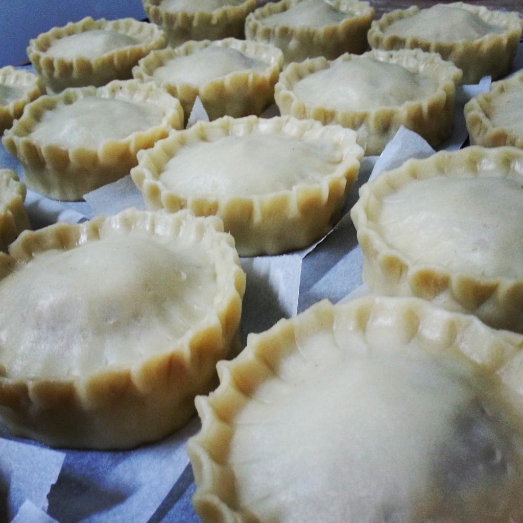 Empanadas DULCES dobles · Horno de Pan y pastelería Ca Sa Camena (Casa fundada en el año 1912)