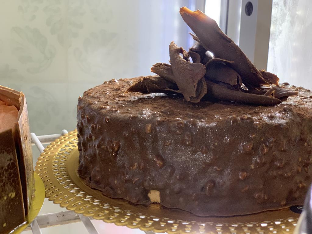 Tarta Ferrero  · Horno de Pan y pastelería Ca Sa Camena (Casa fundada en el año 1912)