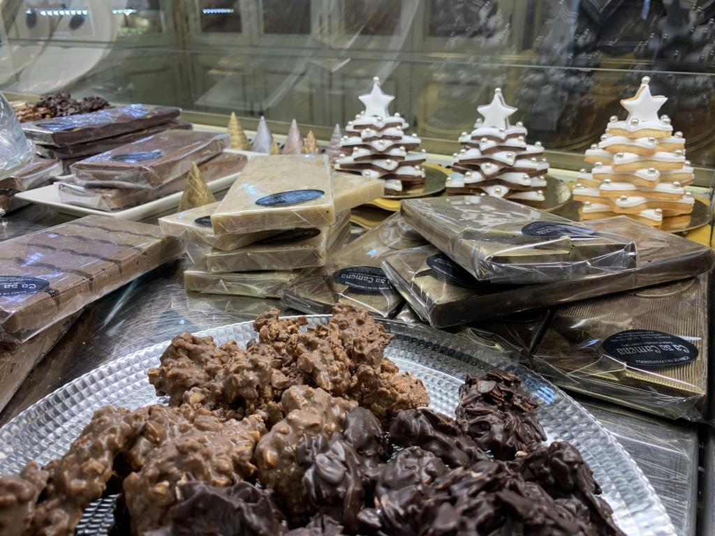 Feliz Navidad · Horno de Pan y pastelería Ca Sa Camena (Casa fundada en el año 1912)